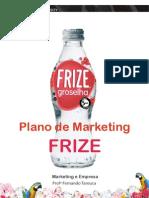 Plano de Marketing da Frize