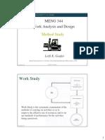 Method Study