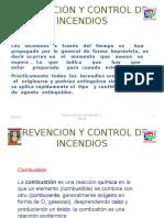 Prevencion y Control de Incendios Nueva