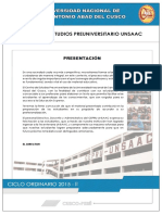 CEPRU Grupo D 2016-UNSAAC
