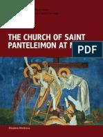 The Church of Saint Panteleimon at Nerezi - Elizabeta Dimitrova