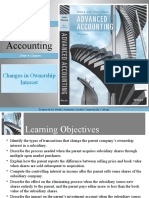 Advance Accounting Chapter 8