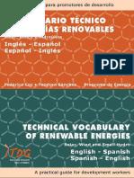 Vocabulario Técnico De Energías Renovables.pdf