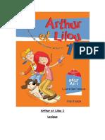 Arthur Et Lilou 1 Lexique