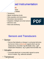 Introduction to Sensors