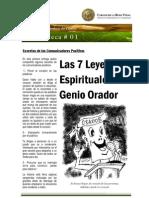 Carlos de La Rosa Vidal - Leyes Espirituales Del Genio Orador
