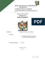Informe 2 de Mecanica de Fluidos (Centro de Presiones)