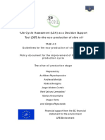 Olive Oil Project Europa