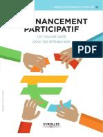 Arnaud Poissonnier, Beryl Bès-Le Financement Participatif _ Un Nouvel Outil Pour Les Entreprises-Eyrolles (2016)