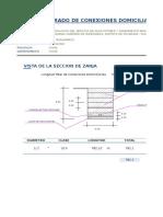 06 MET. Conexiones Domiciliarias