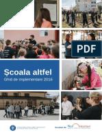 Ghid Scoala Altfel 2017