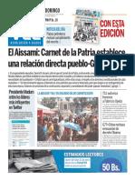 Edición 1.684 Diario Ciudad Valencia