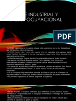 Higiene Industrial y Salud Ocupacional