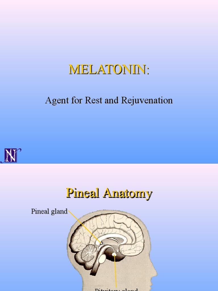 Melatonin | Tryptophan | Science