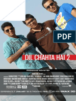 Dil Chahta Hai 2_Movie Poster