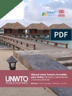 Manual Sobre Turismo Accesible Para Todos Principios, Herramientas y Buenas Prácticas
