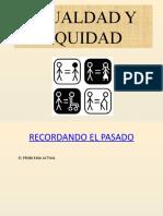 Igualdad en El Peru