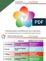 PLAN de DESARROLLO Economico y Social 2001-2007