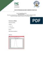 Funciones Más Comunes en Matlab