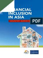 Adbi Financial Inclusion Asia