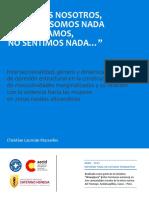 Informe Final Estudio Varones Cusco