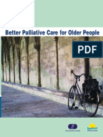 Edited by Elizabeth Davies and Irene J Higginson.-better Palliative Care for Older People