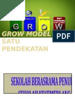GROW MODEL - Satu Pendekatan