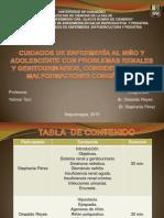 Seminario de Principales Patologías en El Sistema Renal.