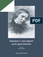 Arfini, Jean Paul, Hoffmann Ed Il Contrappunto Di Schumann (Estratto Pubblicato)