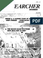 Peace Researcher Vol1 Issue02 Dec 1983