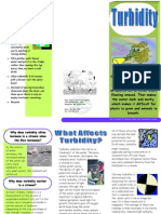 TURBIDITY Brochures