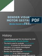 Gestalt-Bender