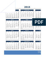 Monthly Schedule Excel Template - 2015 All Months-PT (1) AFUHAIUODHADH