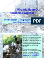 WV Save Our Streams