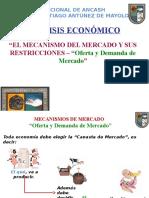 Clase 4- Análisis de Mercado - Mecanismo de Mercado y sus Restricciones - I Ox y Dx.pptx