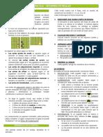 AGRICOLA - Resumen de Reglas