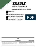 Mecanismos y Accesorios