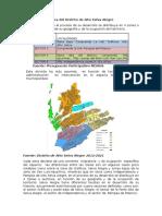 Actividad Económica Del Distrito de Alto Selva Alegre