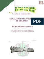 Señalizacion y Codigo de Colores1
