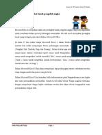 Tutorial Microsoft Excel II
