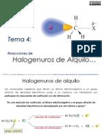 Tema 4 Sustitución Nucleofilica (Elier Galarraga)