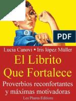 Canovi Lucia - El Librito Que Fortalece - Proverbios Reconfortantes Y Maximas Motivadoras.epub