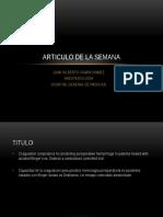 ARTICULO DE LA SEMANA.pptx