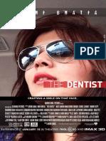 Nidhi Bhatia_The Dentist_Movie Poster