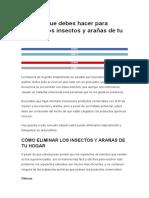6 Cosas que debes hacer para eliminar los insectos y arañas de tu hogar.docx