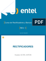 Curso - Rectificadores Eltek - Red Entel - Rev.3