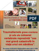 Traumatisme Craniocerebrale Si Vertebromedulare