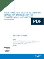 h8183 Disaster Recovery Sphere Vmax Srdf Vplex Wp
