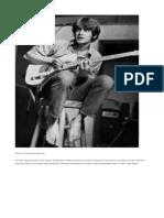 Alex Chilton 1950-2010 Memphis Commercial Appeal