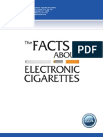 The Facts About Electronic Cigarettes